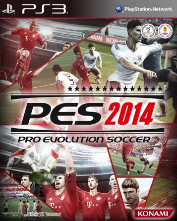 Pro Evolution Soccer 2014 - PS3 DUPLEX