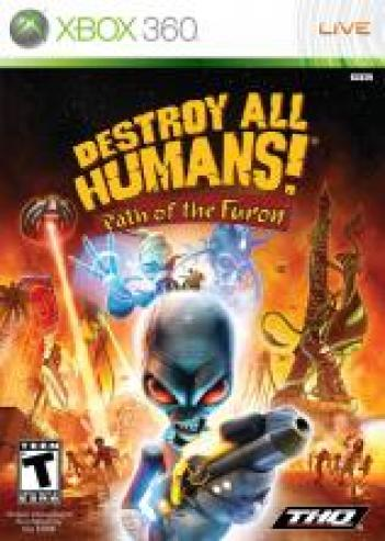Destroy All Humans Path Of The Furon אחר