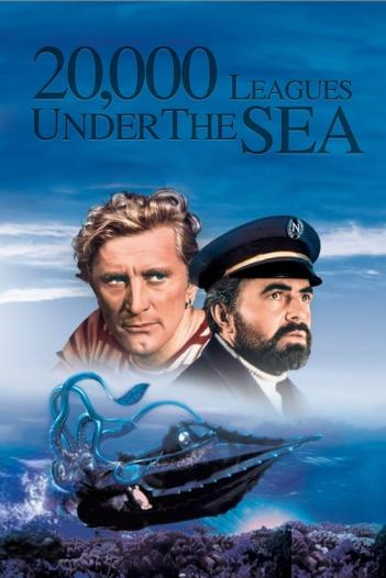 20,000 Leagues Under the Sea 1954 - BluRay - 720p