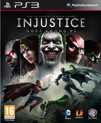 Injustice: Gods Among Us 2013 - DUPLEX