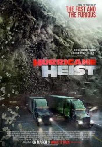 The Hurricane Heist 2018 - HDRip - 1080p