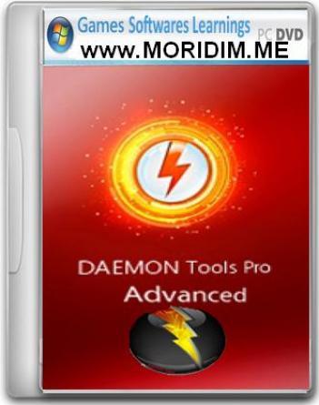 DAEMON Tools Pro Advanced v5.2.0