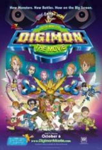 Digimon: The Movie 2000 - HDTV