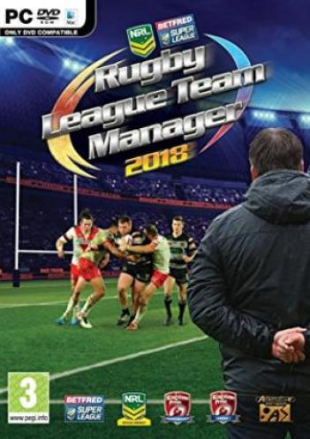 Rugby League Team Manager 2018 SKIDROW
