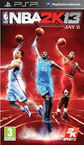 NBA 2K13 2012 - PSP-VENOM