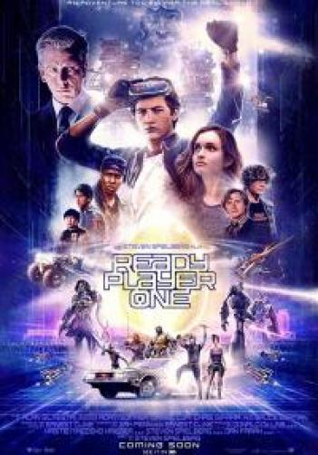 Ready Player One 2018 - BluRay - 4K