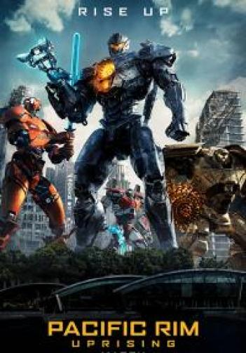 Pacific Rim Uprising 2018 - BluRay - 4K