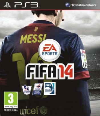 FIFA 2014 PS3 - iMARS