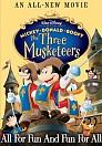 Mickeys The Three Musketeers