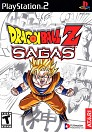 Dragon Ball Z: Sagas PS2 NTSC