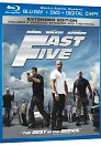 The Fast and the Furious 5 - Fast Five 1080P AVC