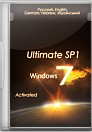 Windows 7 Ultimate SP1 Multi (x86/x64)