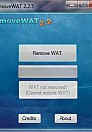 REMOVE WAT - Activator for All Windows 7 Versions