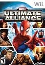 Marvel Ultimate Alliance 2007 - NTSC Wii