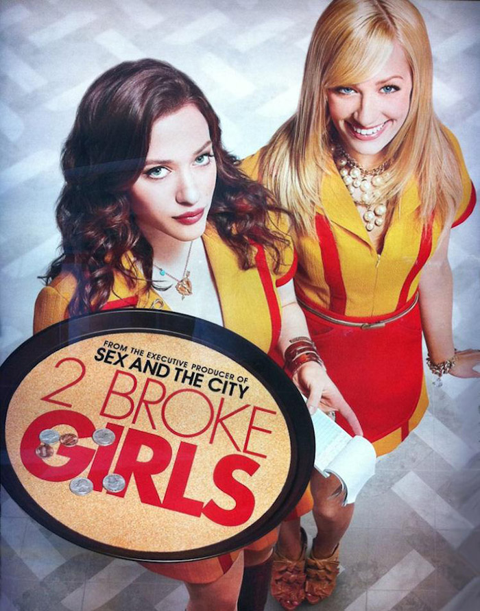 2 Broke Girls - S02E16