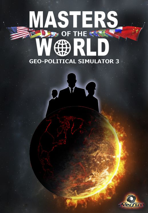 Masters of The World Geopolitical Simulator 3 - SKIDROW