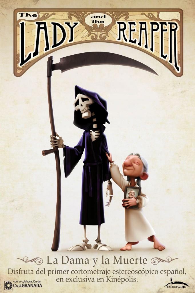 The Lady and the Reaper (La dama y la muerte) 2009 720p