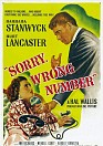 Sorry, wrong number (1948) - DVDRip
