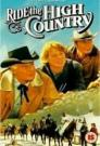 Ride the High Country 1962 - BluRay - 720p