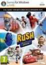 RUSH: A Disney PIXAR Adventure CODEX
